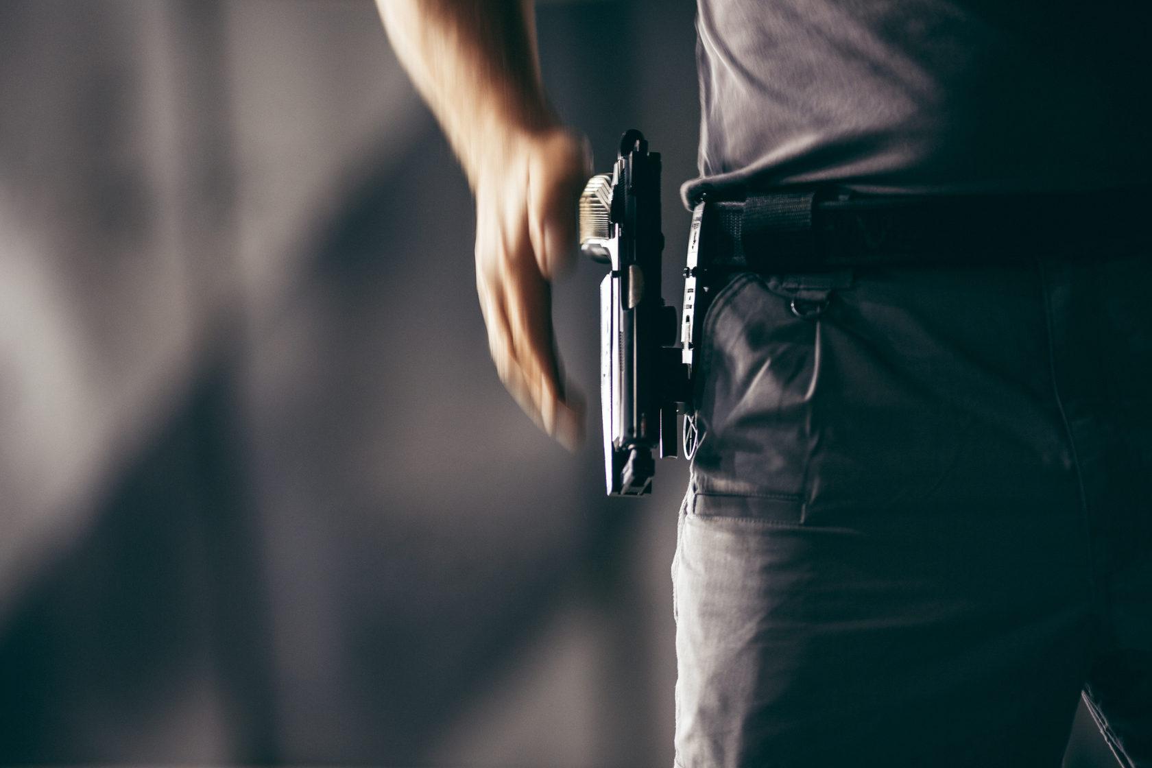 Курсы стрельбы для мужчин в Москве