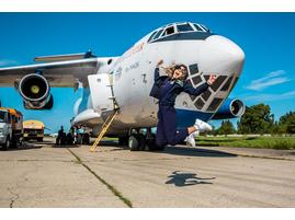 Самолет для полета в невесомости