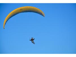 Обучение полетам на параплане МСК