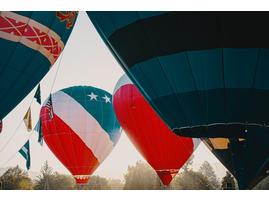 Воздушный шар Москва