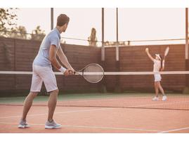 обучение большому теннису в Москве