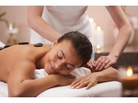 Массаж горячими камнями с аргановым маслом «Stone Massage»